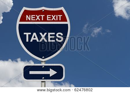 Taxes This Way
