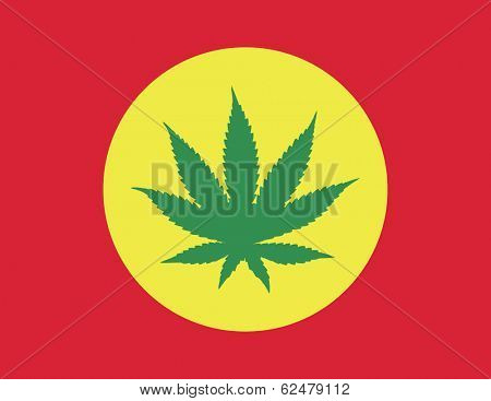 Rasta Background. rasta flag. vector. Eps10