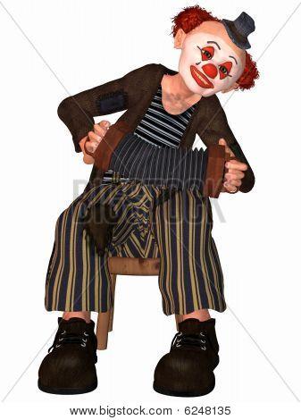 Toonimal Clown