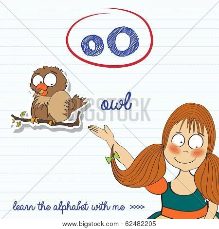 Alphabet Worksheet Of The Letter O