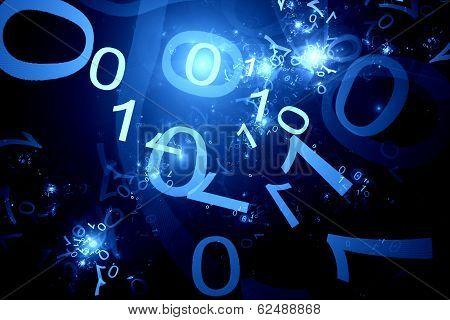 Code Zero One In Cyberspace