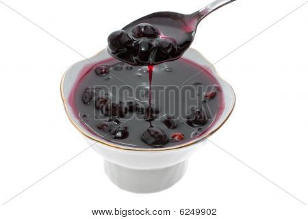 Cup With Jam