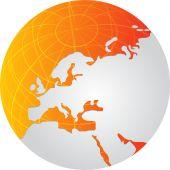 Globe Europe poster