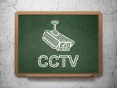 stock photo of cctv  - Safety concept - JPG