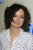WEST HOLLYWOOD - MAR 15: Sara Gilbert at An Evening with Women kick-off concert presented by the L.A
