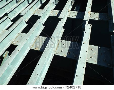 Iron beams