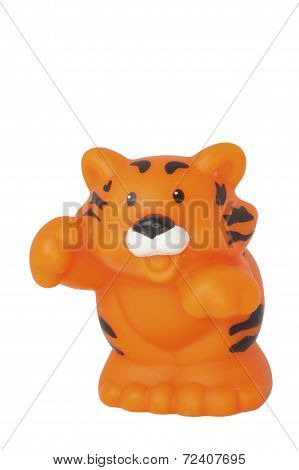 Fisher Price Little People Tiger