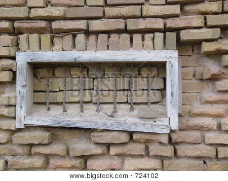 Bricked In Window