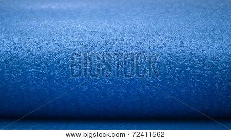 Blue Giftwrap