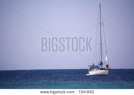 Boat Ship in Sardinia