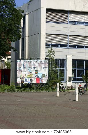 Mensa Uni Mainz