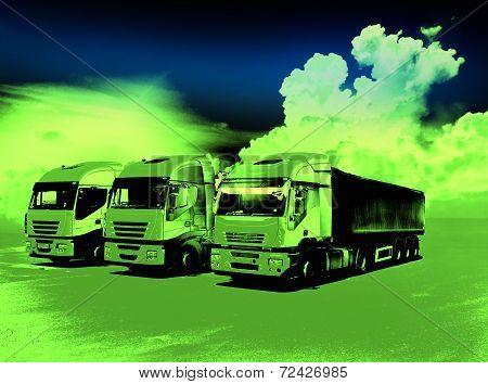 Green Trucks