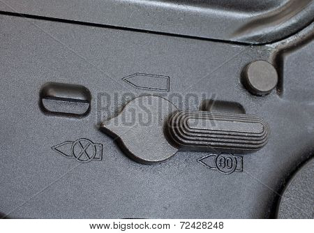Safety Lever