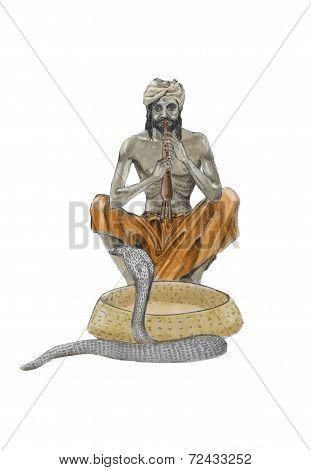 Indian Snake Master