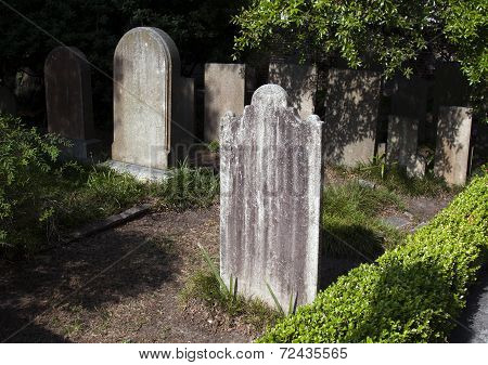 Urban Tombstones