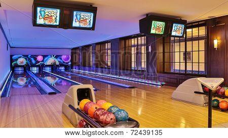 Bowling line