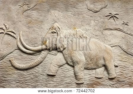 Mammoth Relief