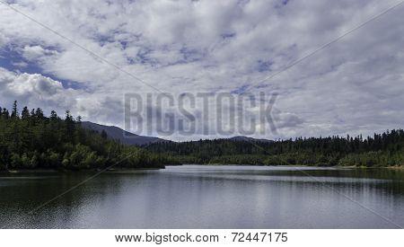 Lake Bajer, Fužine