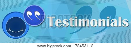 Testimonials Web Banner