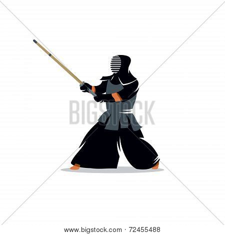 Kendo Vector Sign