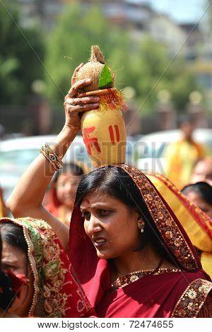 Hindu Women In Nepal