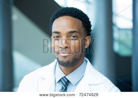 Confident Headshot Healthcare Professional