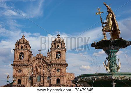Gold Inca
