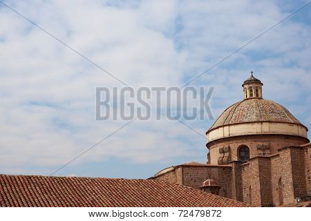 Historic Church in Cusco