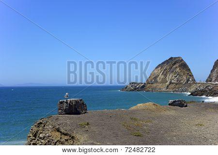 Overlooking Point Mugu, CA