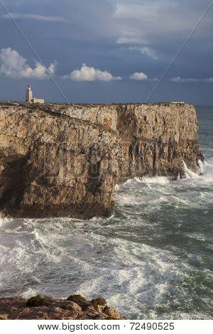 Ponta de Sagres - West End of Europe