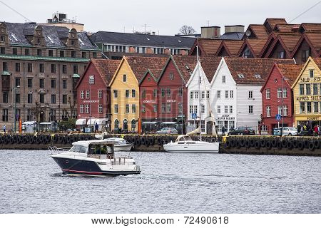 The Oldest Part Of Bergen
