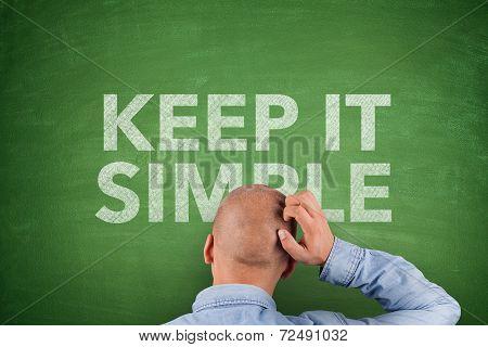 Keep It Simple On Blackboard