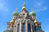 "stock photo of na  - ""Spas na Krovi"" Orthodox church is ne of the main sights in Saint Petersburg, Russia. - JPG"