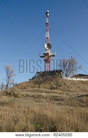 Tower Repeater In Kerch