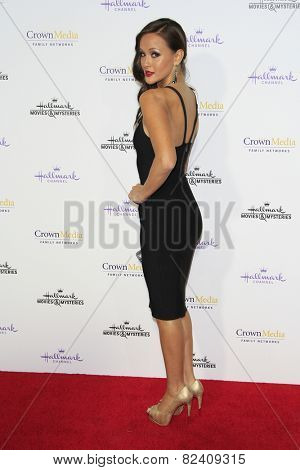 LOS ANGELES - JAN 8: Brooke Burns at the TCA Winter 2015 Event For Hallmark Channel and Hallmark Movies & Mysteries at Tournament House on January 8, 2015 in Pasadena, CA