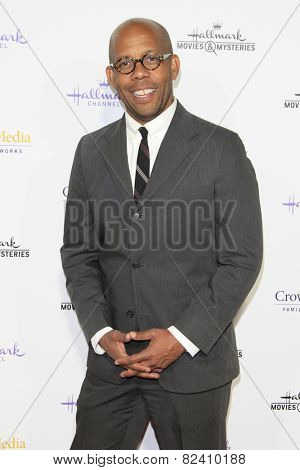 LOS ANGELES - JAN 8: Ken Wingard at the TCA Winter 2015 Event For Hallmark Channel and Hallmark Movies & Mysteries at Tournament House on January 8, 2015 in Pasadena, CA