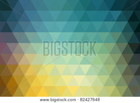 Abstract retro hipster geometric background.