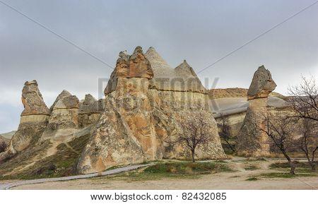 Volcanic Mountains Pasabag