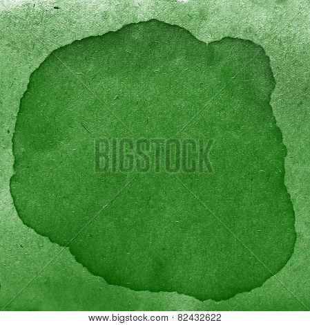 watercolor abstract background paint color blob design green spl