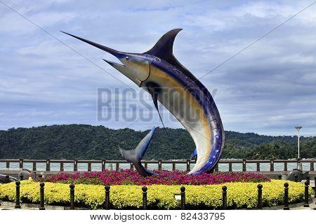 Monument Swordfish