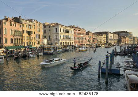 Cityscape Of Venice