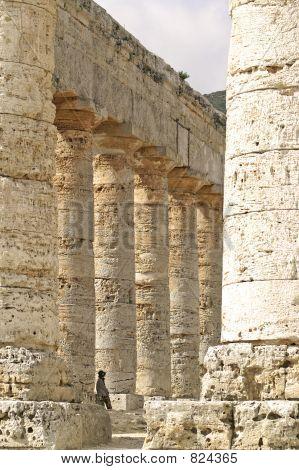 Segesta Greek Temple 3