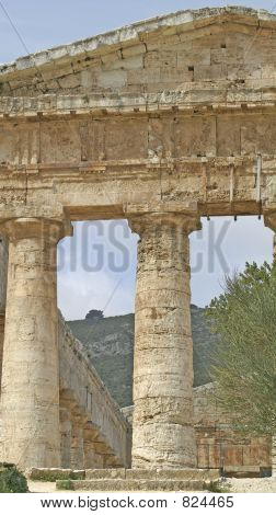 Segesta Greek Temple 4