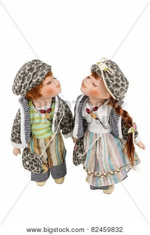 Two Lovely Doll