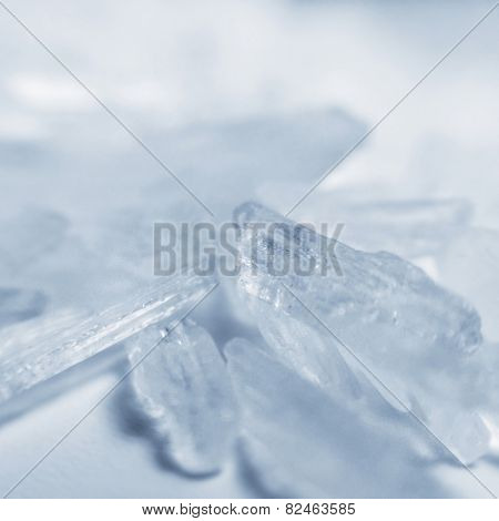 Methamphetamine crystal meth