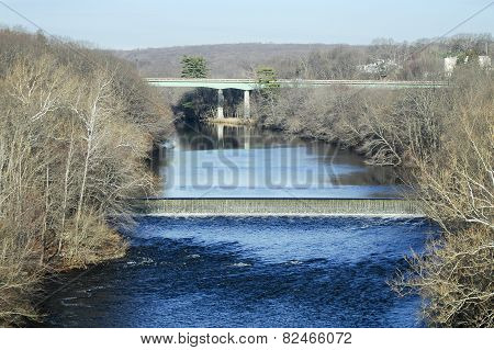 Blackstone River View