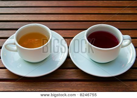 Two Kinds Of Tea