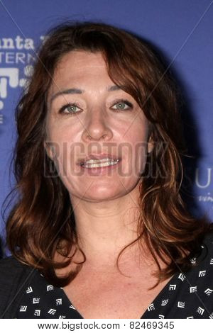 SANTA BARBARA - FEB 5:  Marjolein Beumer at the Santa Barbara International Film Festival - American Riviera Award at a Arlington Theater on February 5, 2015 in Santa Barbara, CA