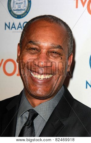 LOS ANGELES - FEB 5:  Joe Morton at the 46th NAACP Image Awards Non-Televised Ceremony  at a Pasadena Convention Center on February 5, 2015 in Pasadena, CA