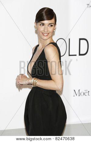 CAP D'ANTIBES - MAY 22: Paz Vega at the amfAR's 21st Cinema Against AIDS Gala at Hotel du Cap-Eden-Roc on May 22, 2014 in Cap d'Antibes, France